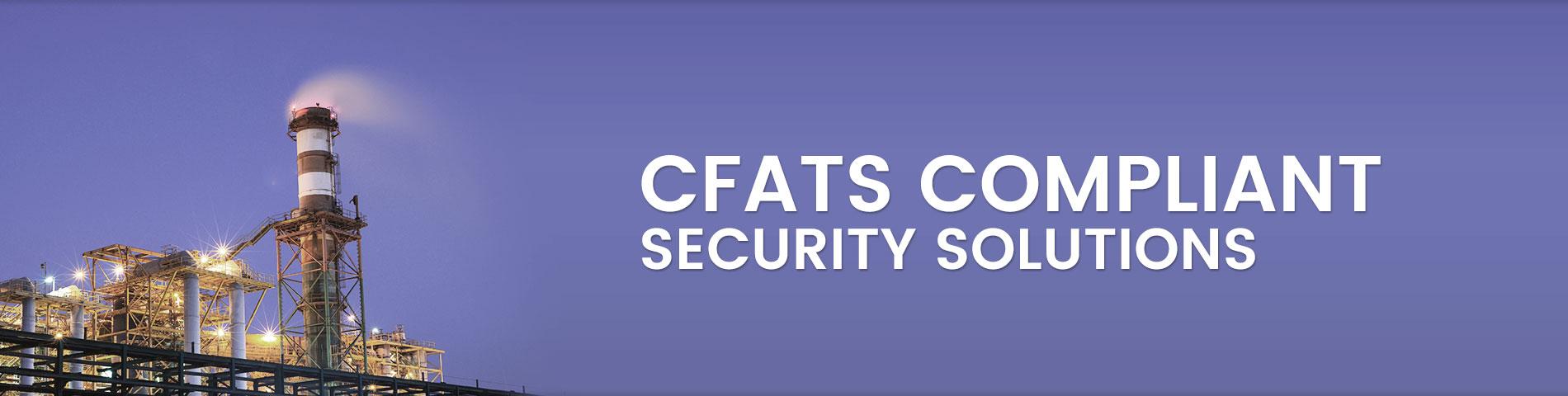 CFATS Regulated Solutions