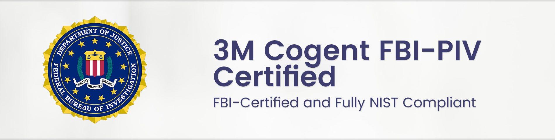 Fbi certified biometric identification idsoftware fbi certification xflitez Choice Image