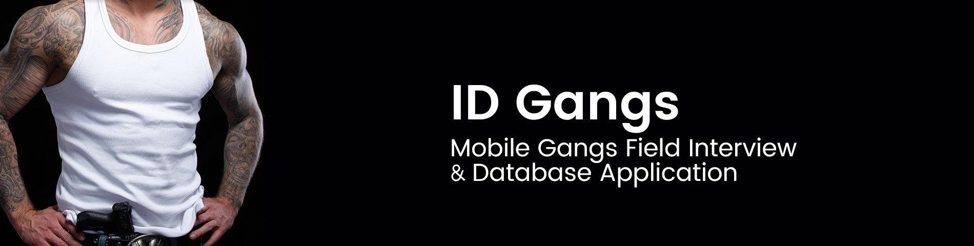 Gang Member Biometric Identification System
